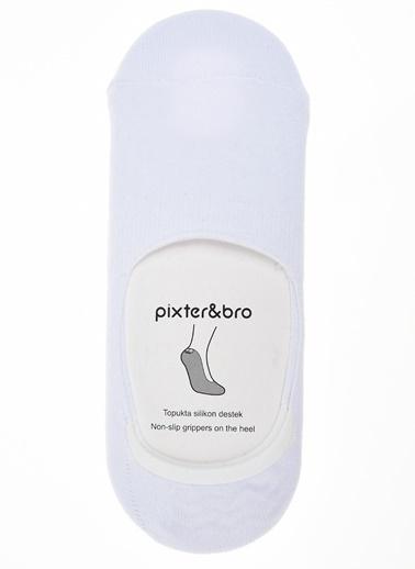 Pixter&Bro Çorap Beyaz